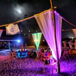 10 Celebration Dinner Under Full Moon in Nevis