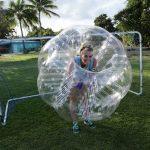 22 Bubble Soccer Challenge